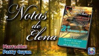 Notas de Elena   27 de Mayo del 2017   Profecía y Escritura   Escuela Sabática