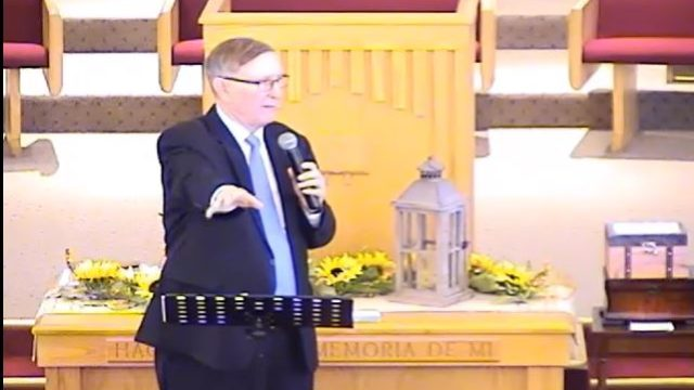 Profetiza de Nuevo   Pastor Esteban Bohr