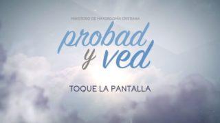15 de julio  | Toque la pantalla | Probad y Ved 2017 | Iglesia Adventista