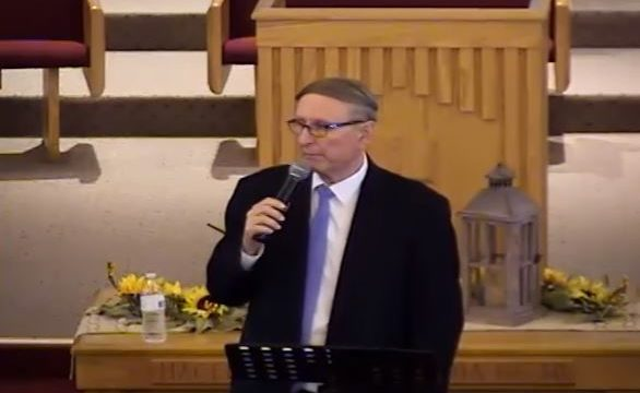 La Liberación Gloriosa   Pastor Esteban Bohr