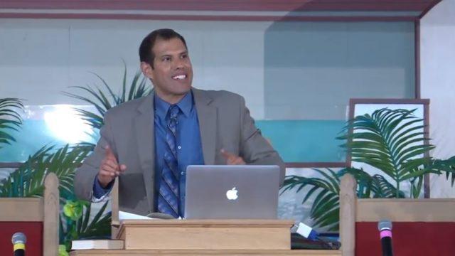 8   Rechazando el Omega   Los Peligros Mortíferos de la Falsa Espiritualidad   Pastor Gerson Gómez