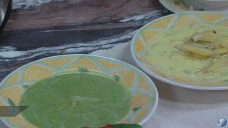 Sopa de maní y crema de espinaca | Nuevo Estilo de Vida