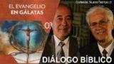 Resumen | Diálogo Bíblico | Lección 4 | Justificación solo por la fe | Escuela Sabática