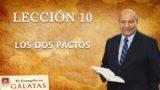 Comentario | Lección 10 | Los Dos Pactos | Escuela Sabática | Pastor Alejandro Bullón