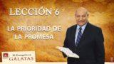 Comentario | Lección 6 | La prioridad de la promesa | Escuela Sabática Pr. Alejandro Bullón