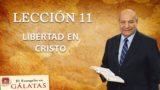 Comentario | Lección 11 | Libertad en Cristo | Escuela Sabática | Pastor Alejandro Bullón