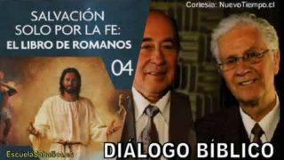 Diálogo Bíblico   Lunes 2 de octubre 2017   El deseo de Pablo de visitar Roma   Escuela Sabática