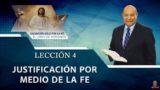 Comentario | Lección 4 | Justificación por medio de la fe | Escuela Sabática Pastor Alejandro Bullón