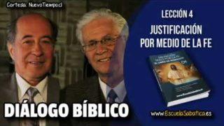 Resumen | Diálogo Bíblico | Lección 4 | Justificación por medio de la fe | Escuela Sabática