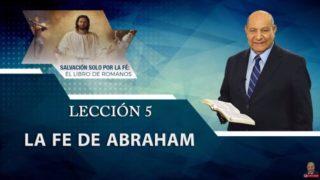 Comentario   Lección 5   La fe de Abraham   Escuela Sabática Pastor Alejandro Bullón