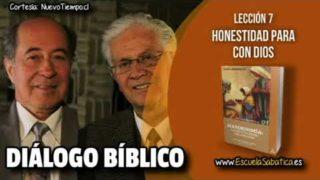 Resumen | Diálogo Bíblico | Lección 7 | Honestidad para con Dios | Escuela Sabática
