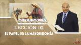 Comentario | Lección 10 | El papel de la mayordomía | Escuela Sabática Pastor Alejandro Bullón