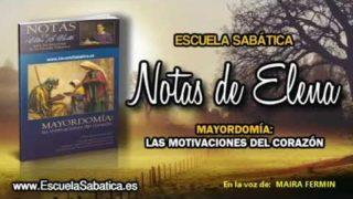 Notas de Elena | Sábado 10 de marzo 2018 | Las deudas: una decisión diaria | Escuela Sabática