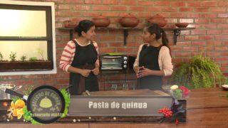 8 | Pasta de quinua al pimenton | Nuevo estilo de vida