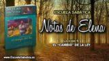 Notas de Elena | Domingo 6 de mayo 2018 | La promesa | Escuela Sabática