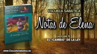 Notas de Elena   Lunes 7 de mayo 2018   La ley y el pecado   Escuela Sabática