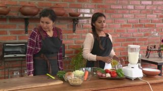 3 | Quinua con espinacas champiñones | Nuevo estilo de vida