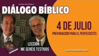 Diálogo Bíblico | Miércoles 4 de julio 2018 | Preparación para el pentecostés | Escuela Sabática