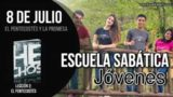 Escuela Sabática Jóvenes | Domingo 8 de julio del 2018 | El Pentecostés y la promesa