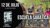 Escuela Sabática Jóvenes | Jueves 12 de julio del 2018 | El don con poder
