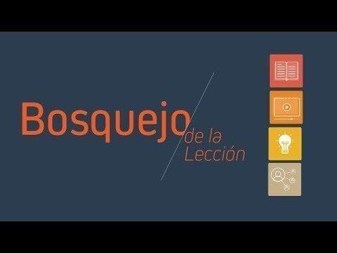 Bosquejo   Lección 6   El ministerio de Pedro   Escuela Sabática Pastor Edison Choque