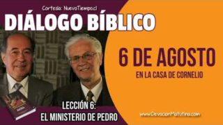 Diálogo Bíblico | 6 de agosto del 2018 | En la casa de Cornelio | Escuela Sabática