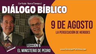 Diálogo Bíblico | 9 de agosto del 2018 | La persecución de Herodes | Escuela Sabática
