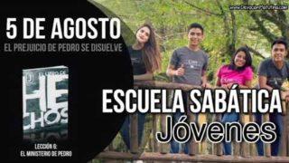 Escuela Sabática Jóvenes | Domingo 5 de agosto del 2018 | El prejuicio de Pedro se disuelve