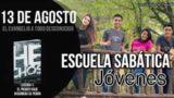 Escuela Sabática Jóvenes | Lunes 13 de agosto del 2018 | El evangelio a todo desconocido