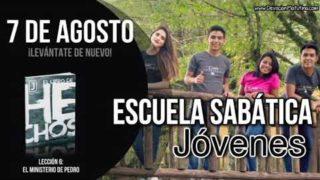 Escuela Sabática Jóvenes | Martes 7 de agosto del 2018 | ¡Levántate de nuevo!
