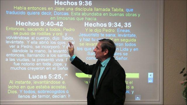 Lección 6   El ministerio de Pedro   Escuela Sabática 2000