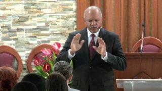 3 | El Espíritu de  la Justicia | Pastor Andrés Portes