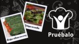 Acelgas rellenas con arroz – Lechugas con semillas | Pruébalo
