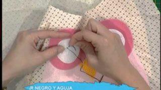 Almohadón de lechuza | Rincón de Arte | Nuevo Tiempo