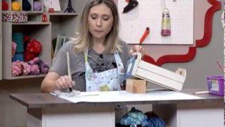Cajón de manzanas decorativo | Rincón de Arte | Nuevo Tiempo