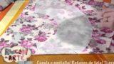 Como forrar la pantalla de su velador | Rincón de Arte | Nuevo Tiempo