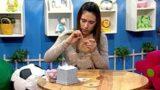 Como hacer un alfiletero con forma de Donuts en fieltro | Rincón de Arte | Nuevo Tiempo