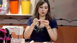 Como hacer una fundita para el celular  | Rincón de Arte | Nuevo Tiempo
