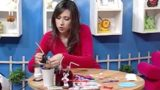 Conejitos hechos con Botones | Rincón de Arte | Nuevo Tiempo
