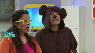 El abrazo cariñoso – Los osos  | SUPER LUPA |  TERCERA TEMPORADA