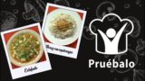 Estofado – Arroz con espárragos – Falafel | Pruébalo