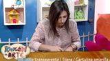 Jaulita de cartulina | Rincón de Arte | Nuevo Tiempo
