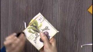 Juego de porta vasos – craquelado | parte 2 | Rincón de Arte | Nuevo Tiempo