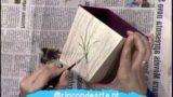 Macetero con lavandas – Patina de vela | parte 2 | Rincón de Arte | Nuevo Tiempo