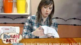 Manualidades – Toallitas con colage de patchwork para el bebé | Rincón de Arte | Nuevo Tiempo
