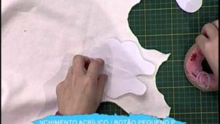 Ovejita de tela | Rincón de Arte | Nuevo Tiempo