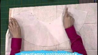 Pantalla para lampara de velador con tela | Rincón de Arte | Nuevo Tiempo