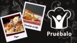 Pique – Ensalada de garbanzo con tofu – Falafel | Pruébalo