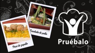 Puré de zapallo – Ensalada de palta con vegetales y frutas   Pruébalo