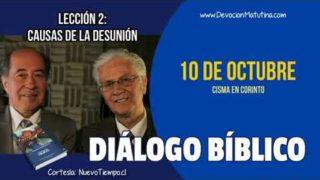 Diálogo Bíblico | Miércoles 10 de octubre 2018 | Cisma en Corinto | Escuela Sabática